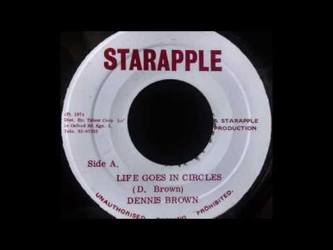 DENNIS BROWN - Life Goes In Circles [1974]
