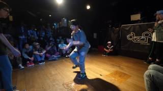 れん vs Yuto BEST4 ビギナー SIDE アシサバキ vol.2 FREESTYLE FOOT MOVE DANCE BATTLE thumbnail