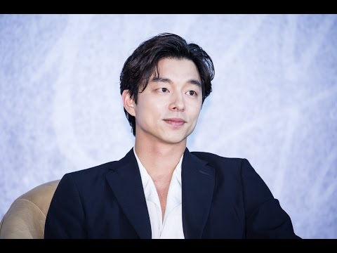 Gong Yoo visits Taiwan for first time 孔刘出道16年 首次访台
