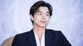 Gong Yoo đến Đài Loan trong buổi công chiếu phim mới