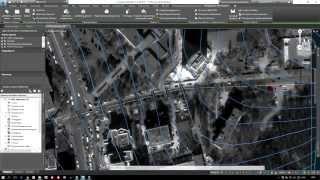 Импорт поверхности в AutoCad Сivil 3D