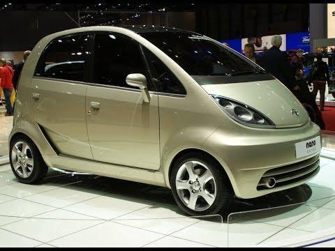 New Tata Nano Electric Car Mileage Price Youtube