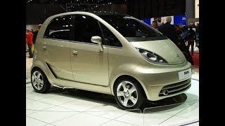New Tata Nano Electric Car Mileage,price