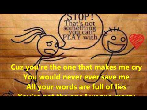 Perfect Two Break Up ( Kayla Hang Lyrics)
