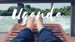 VLOG #7 UGANDA   Met de voetjes aan de Nijl