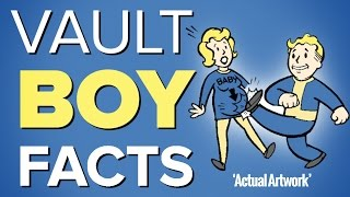 Vault Boy Facts You Didn't Know