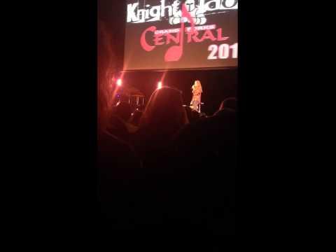 Haley Norton singing Jar of Hearts by Christina Perri