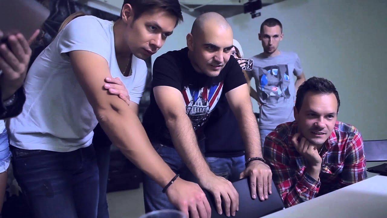 "Стас Пьеха — ""Я с тобой"" (backstage)"