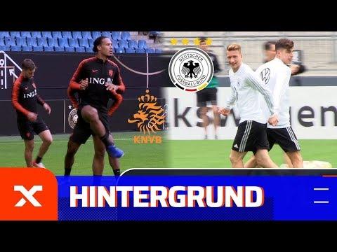 Deutschland Vs. Niederlande: Mehr Als Ein Fußballspiel | EM-Qualifikation 2020 | DFB-Team | SPOX