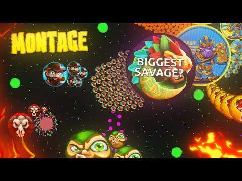 GOTA.IO // BRINGING BACK MONTAGE VIDEOS! WHO IS THE BIGGEST SAVAGE IN GOTA AND DOPEST TRICK REVERSE!