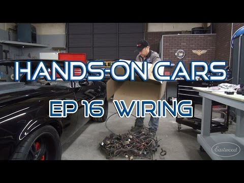 How To Wire Your Car & Repair Faded and Cracked Plastic - Hands-On Cars 16 - Eastwood