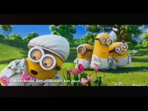 Gokilll Sholawat Ya Jamalu Cover By Swallow Munsyid Minions Video Clip Version