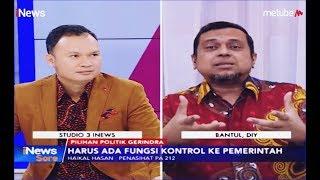 Download TEGAS! Pesan Haikal Hassan untuk Gerindra: Tetaplah Sebagai Oposisi! - iNews Sore 19/07 Mp3 and Videos