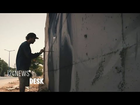 Global Artists Transform Israel's Bomb Shelters