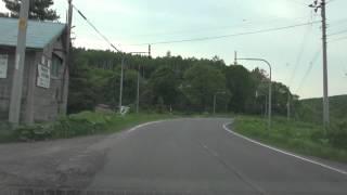 北海道道915号共和嵐山線 (HD画質):道道98号交点~道道72号交点 [旭川市]