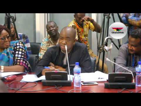 PLAYBACK: Ken Ofori-Atta appears before Appointments Committee (Part 2)