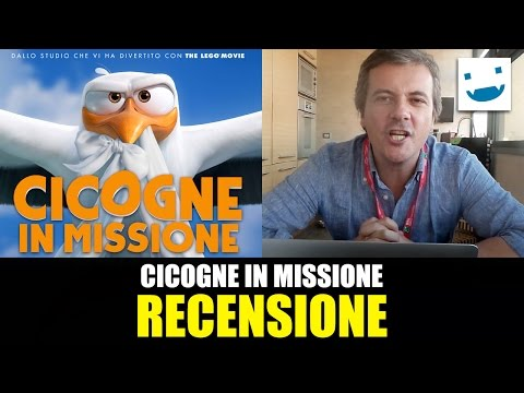 Cicogne in Missione, di Nicholas Stoller e Doug Sweetland | RECENSIONE