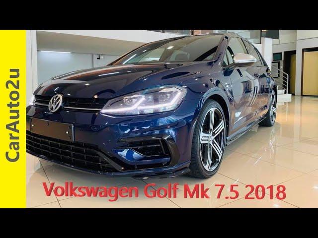 2018 VOLKSWAGEN GOLF R 2.0T MK 7.5 RM242,000
