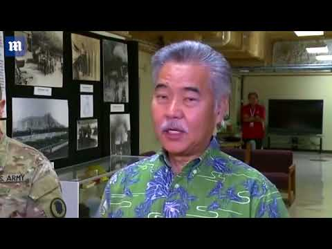 Hawaii governor says false missile warning