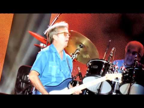 Eric Clapton I Shot The Sheriff Live at LA Forum 2017