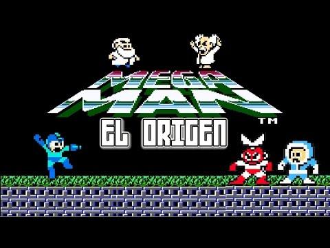 Mega Man 1: El Origen del Bombardero Azul - Pepe el Mago