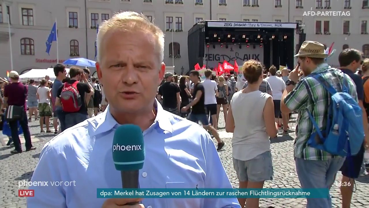 Parteitag Afd Augsburg