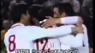 1972年ミュンヘンオリンピック 全日本男子バレーボール金メダル