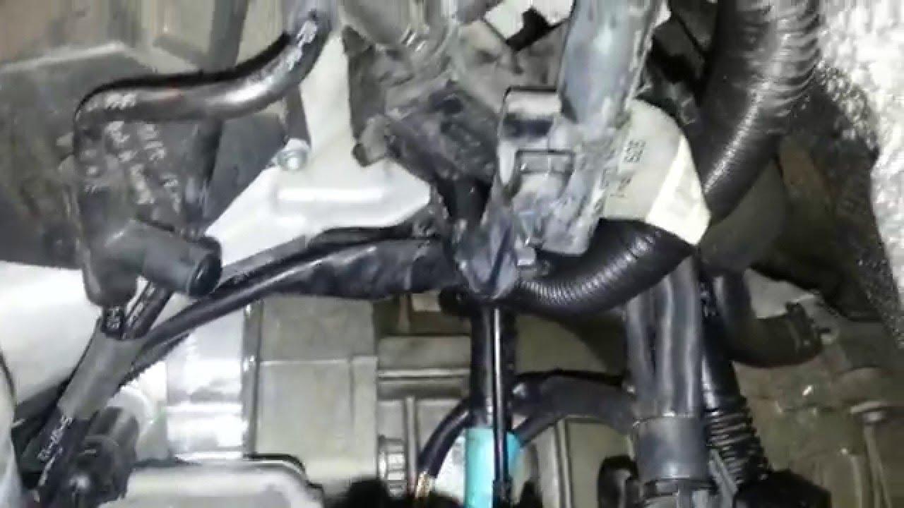 Замена коллекторных прокладок ауди а8 Замена крыла skoda octavia a7