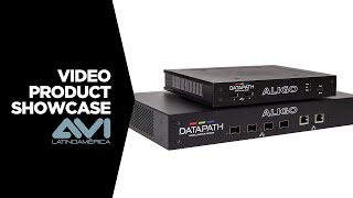 Video Product Showcase - Datapath