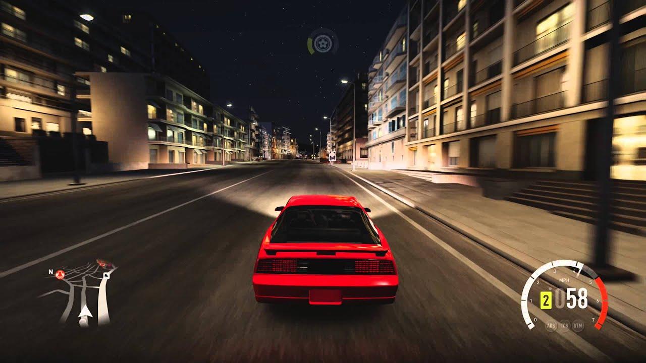 Forza Horizon 2 Xbox One - 1987 Pontiac Firebird Trans Am GTA Test ...