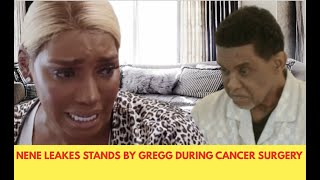 NeNe Leakes, Cynthia Bailey & Marlo Hampton Support As Gregg Leakes Undergoes MAJOR Surgery!