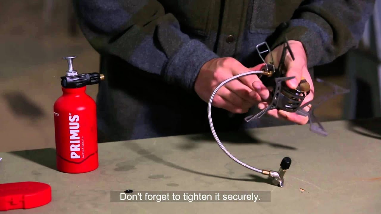 How To Troubleshoot Your Multifuel Stove Primus Equipment