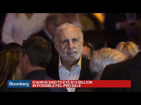 Icahn Is Said to Eye $1.5B in Possible Fel-Pro Sale
