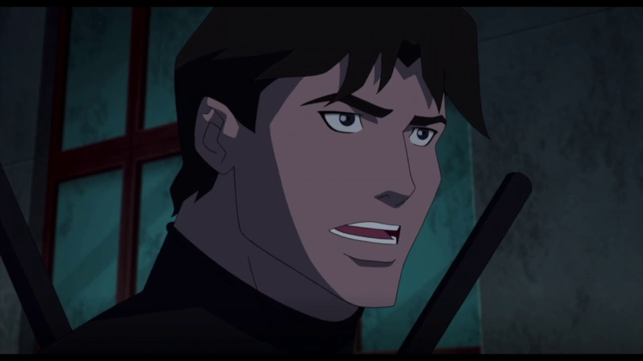 Download Every Dick and Barbara Scene In Young Justice