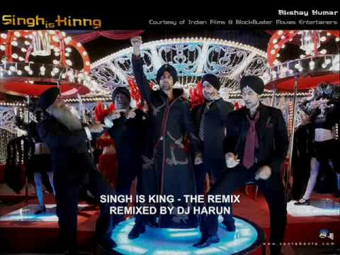 SINGH IS KING - REMIX (DJ HARUN)
