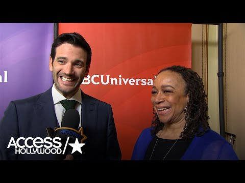 Colin Donnell & S. Epatha Merkerson: What's Ahead On 'Chicago Med'?  Access Hollywood