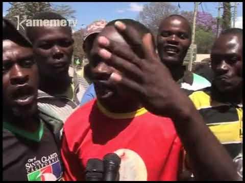 Mundurume umwe Narok kumonyoka ciarera kunyua rwenji Narok