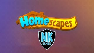 Homescapes - Level 117 - Yarn Hunt