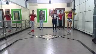 Wap Crew - Anaconda choreography by: Fadli Ferdian