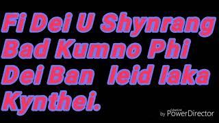 Gambar cover Kumno ki shynrang ki dei ban leh ban ioh ka longing kaba suk