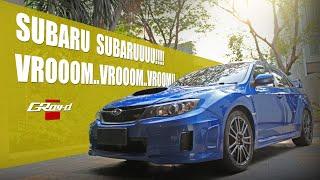 Subaru WRX STI Spec C 2012, Subaru langka di Indonesia!