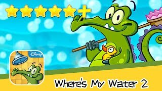 Where's My Water? 2 Chapter 4 Level 85 86 Walkthrough All Levels 3 Stars!