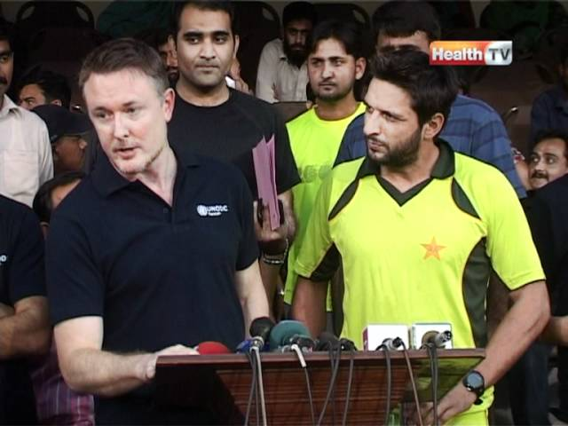 News SHAHID AFRIDI Health TV Travel Video