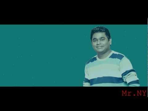 Nenjukkule Official Full Song - Kadal - AR Rahman 1080p HD