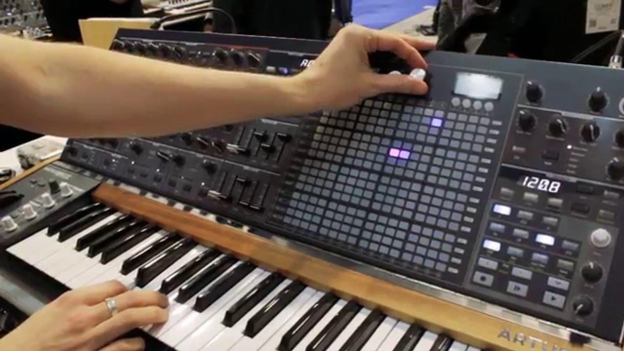 Synthesizers  Keyboards  KORG USA
