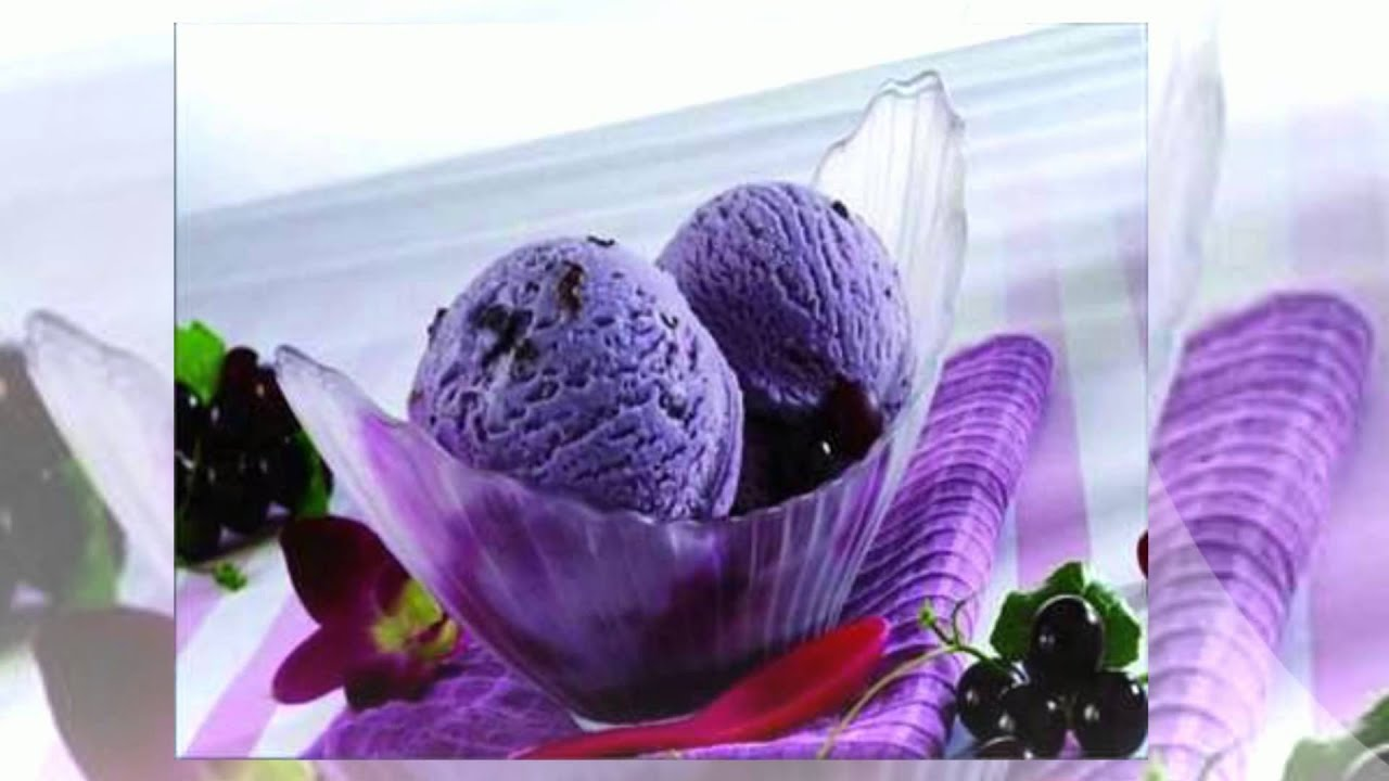 Violet Wallpaper Hd Black Currant Ice Cream Receipe Youtube