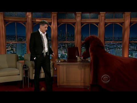 Late Late Show with Craig Ferguson 1/15/2013 Lena Dunham, Bill Pullman