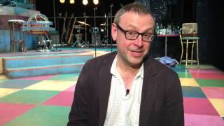 Playwright, Lee Hall shares his most memorable song