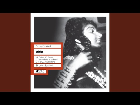 Aida: Act IV Scene 2: Immenso Ftha (Chorus, Ramfis)