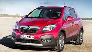 Opel Mokka / Тест-драйв Опель Мокка (экстерьер и интерьер), видео #1